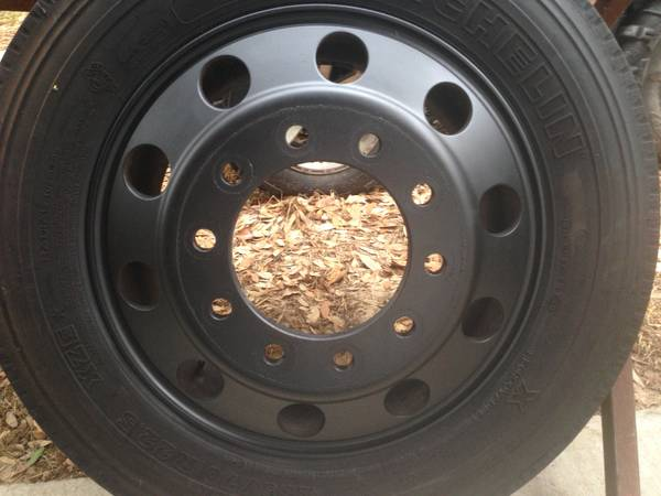 22.5 Dually Wheel Kit